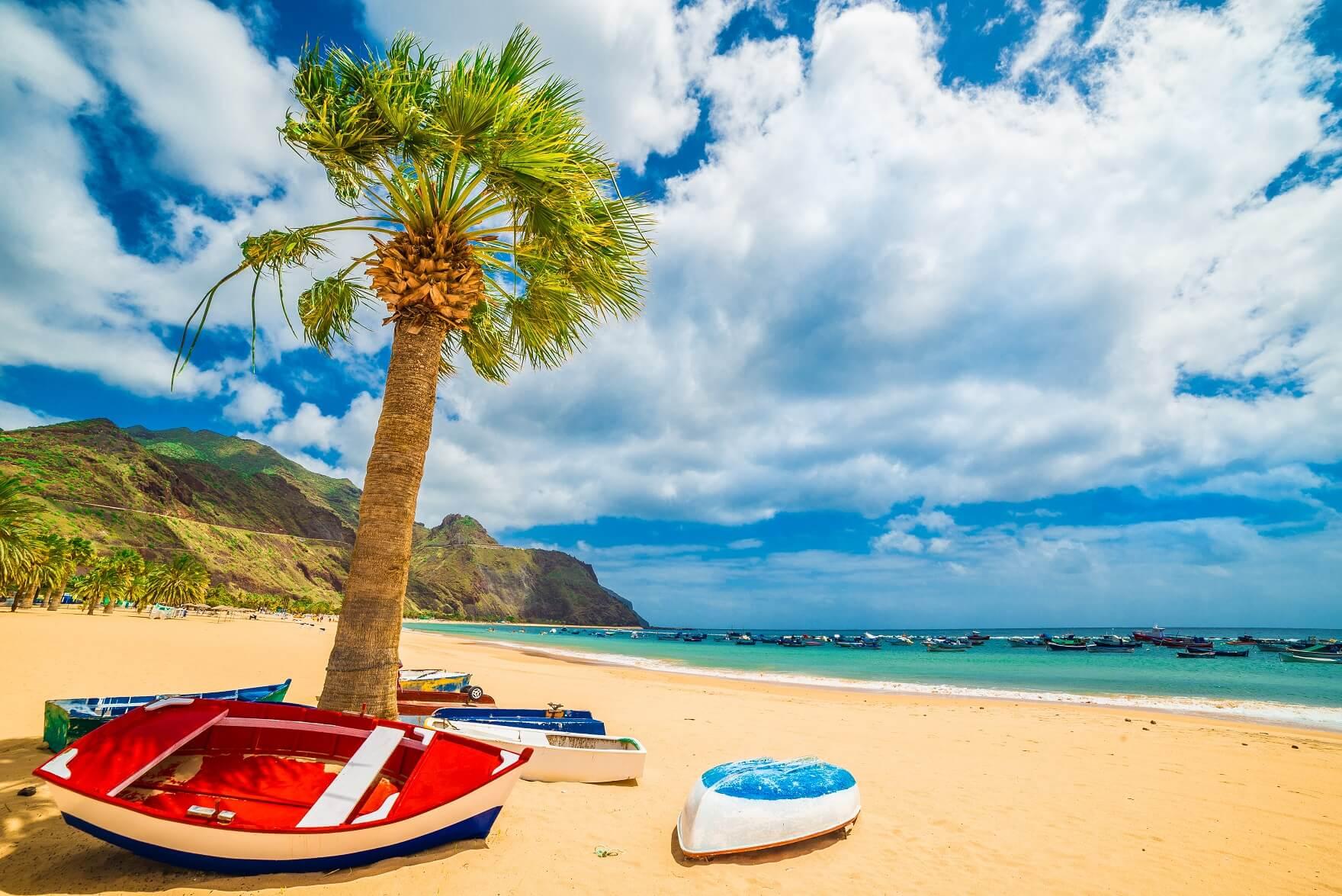 Тур на Канарские острова (Тенерифе)